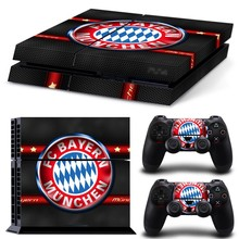 For PS4 Stickers football team for Playstation4 spurs Protective Skin