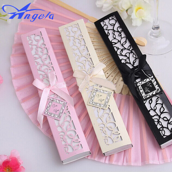 2015 Hot Sale Ladies Cheaper Bamboo Folding Hand Fans,Wholesale Personalized Bamboo Fan of Old Wedding Decoration 1102(China (Mainland))