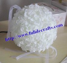 20cm foam flower ball(China (Mainland))