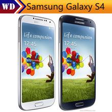 "Original Unlocked Samsung GALAXY S4 Mobile Phone i9500 i9505 2GB RAM 16GB ROM 5.0"" inch Refurbished Cell Phone With 13MP Camera(China (Mainland))"
