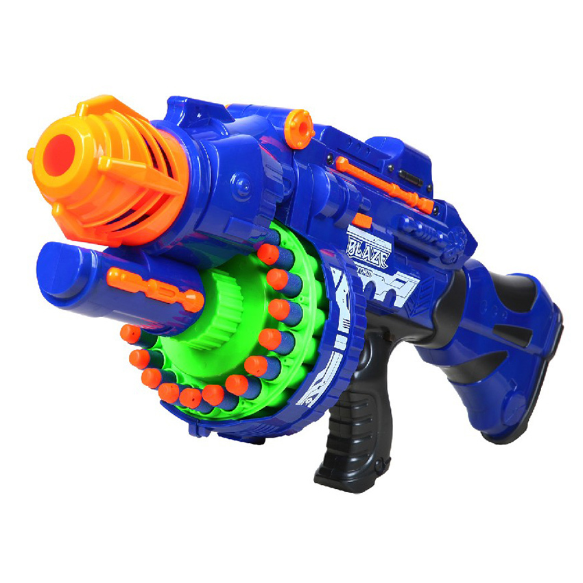 Bullet  electric soft bullet toy sniper rifle nerf gun Bullet toy gun electric soft bullet toy gun for children boys 2 style