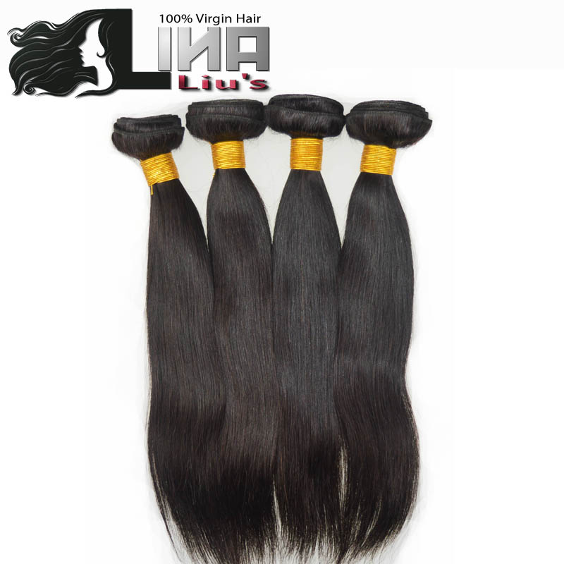 Unprocessed Peruvian Virgin Hair Straight 3pcs Lot 6A Virgin Hair Peruvian Straight Virgin Hair 8-30 inch Human Hair Weave