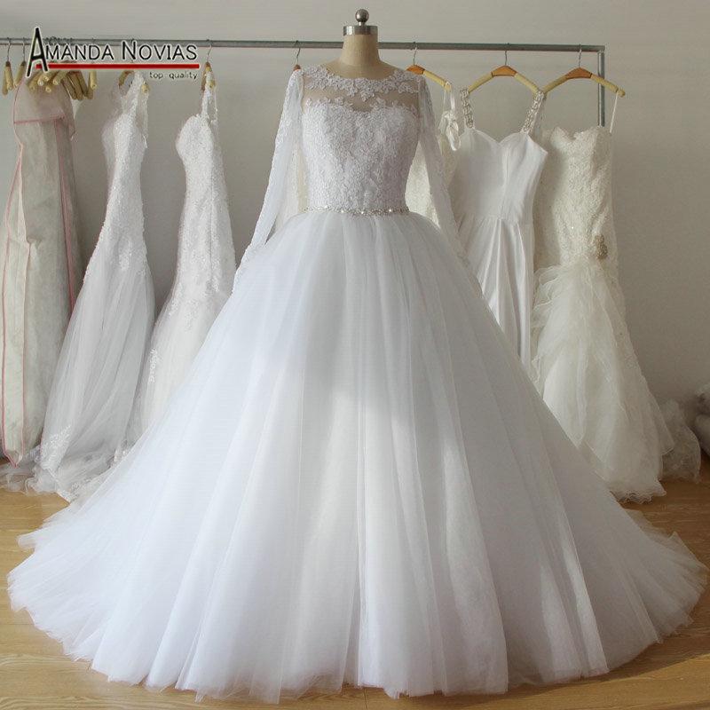 Pin puffy wedding dresses beautiful on pinterest Beautiful puffy wedding dresses