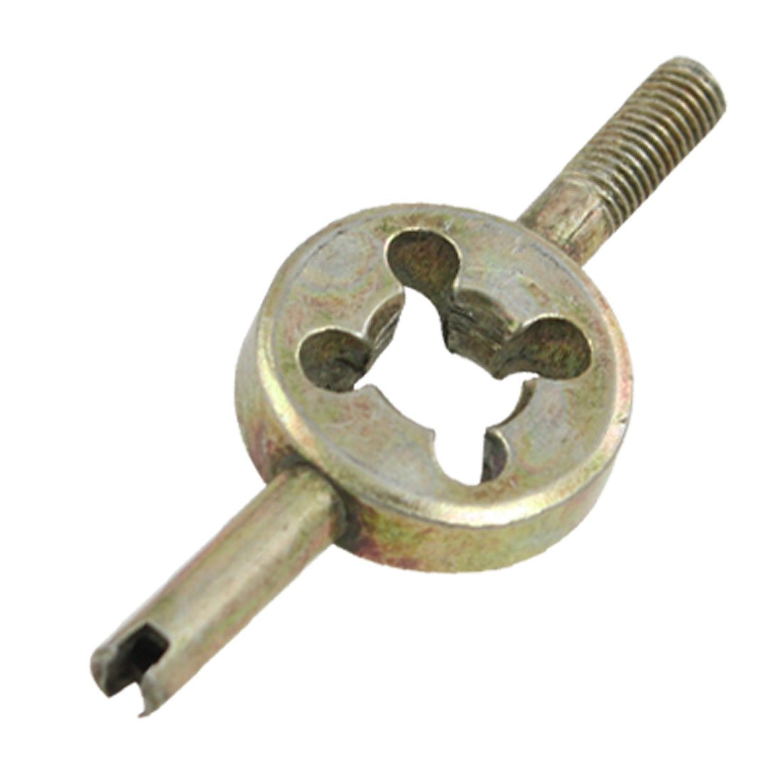 4mm Thread End Bicycle Tire Valve Core Wrench Spanner Repair Tool