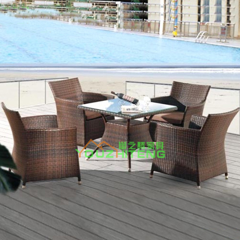 Teng secluded outdoor furniture outdoor furniture rattan coffee table casual rattan furniture outdoor patio balcony Wujiantao YZ(China (Mainland))