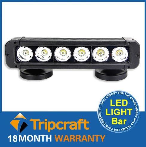 Top seller! 2PCS/LOT! 10.9INCH 60W CREE LED LIGHT BAR DRIVING 5100LM SUV ATV Truck Tractor 4WD Spot Flood 4X4 DRIVING LIGHT