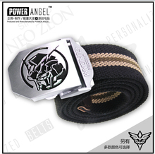 New 2016 Sell like hot cakes Japanese anime gundam belt canvas man canvas Free shipping