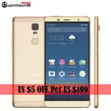 Cubot Cheetah 4G LTE Mobile Phone Android 6.0 5.5 inch FHD IPS 2.5D MTK6753 Octa Core 13MP 3GB+32GB Fingerprint ID 3050mAh 1920*1080 - upintheair88 store