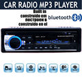 2015 New1 DIN 12V Car Stereo FM Radio MP3 Audio Player Built in Bluetooth Phone with