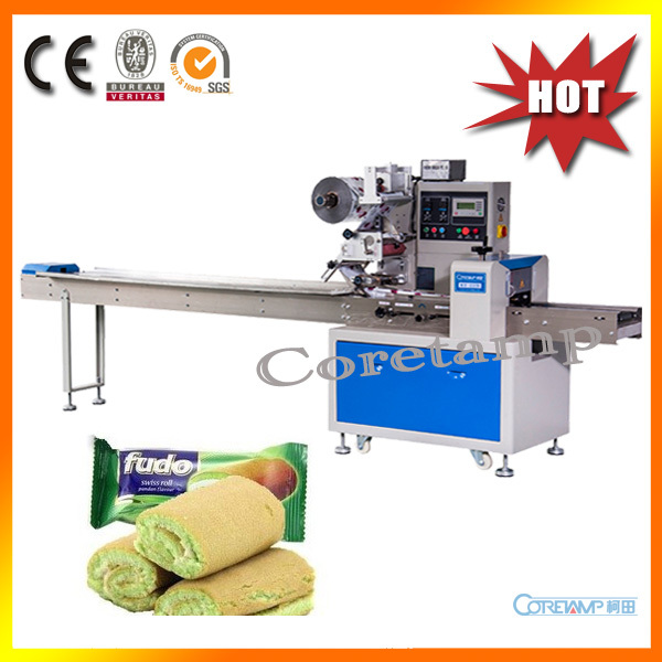 Factory price automatic bakery food packaging machine - Flow-Pack-Machine And Vffs Packaging Machine store