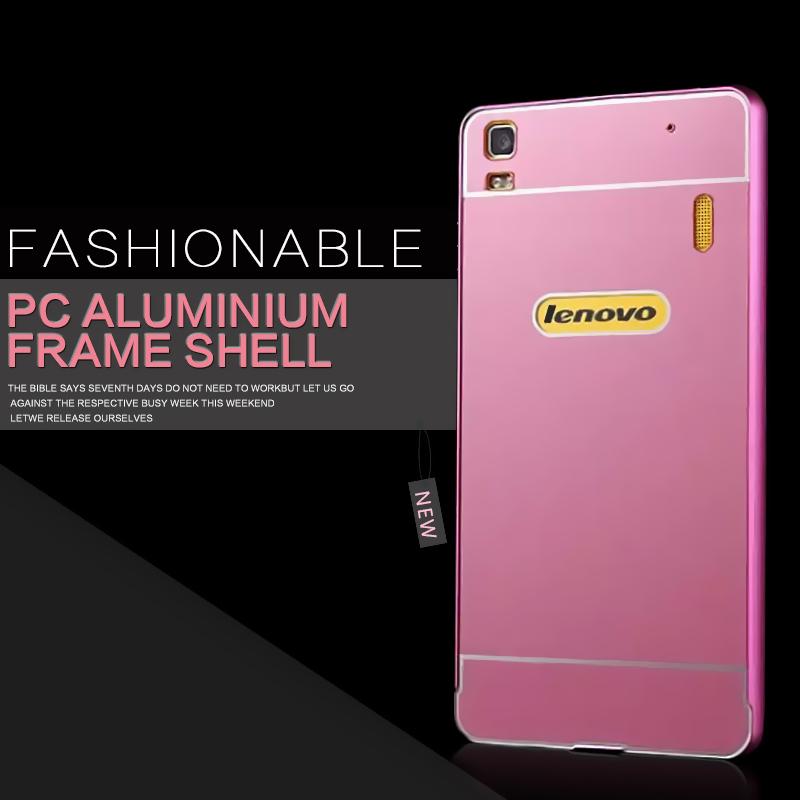 Lenovo K3 Note K50-T5 Aluminum Phone Cases Metal Frame + PC Back Cover K50 Teana MTK6752 - WE-MARKET Parts Factory Store store