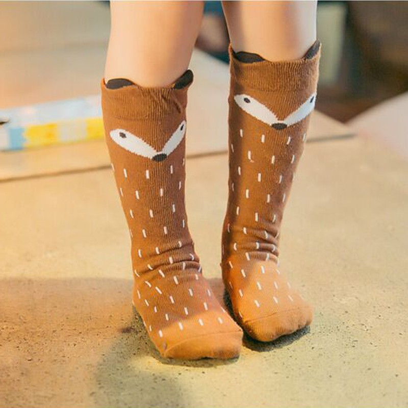 Unisex-Baby-Knee-Socks-Fox-Pattern-Anti-slip-Newborn-Baby-Stockings-For-Baby-0-24-Months-Toddler-Winter-Socks-CL1018 (1)