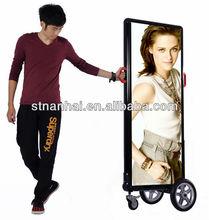 Buy 1 Send 2 pcs !!! J2B-666 China products cheap yard signs(China (Mainland))