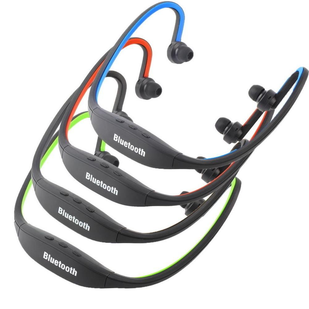 Universal Original S9 Bluetooth V4.0 Stereo Sports Bluetooth Wireless Earphone Headphones Headset For Samsung iPhone LG
