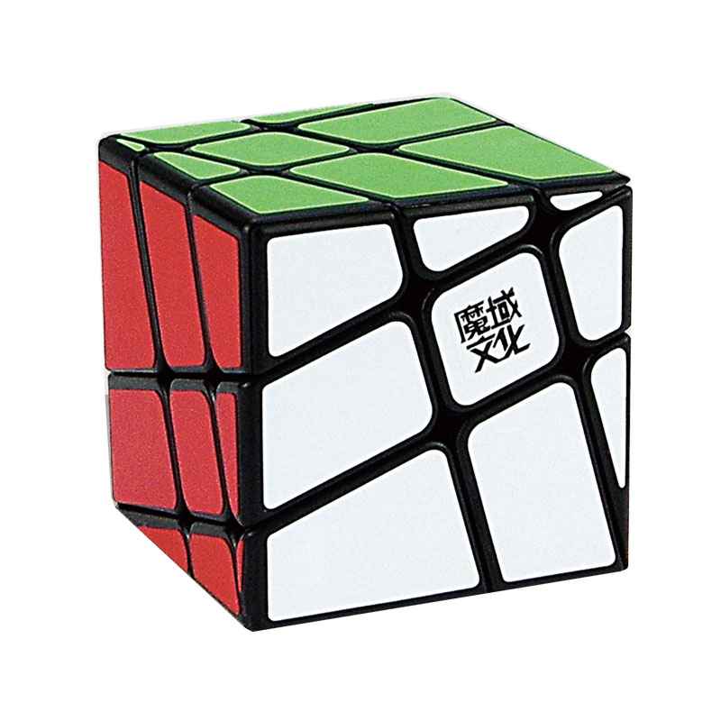 MoYu Crazy Windmill Cube Magic cube Windmill 3x3 Speed Cube(China (Mainland))