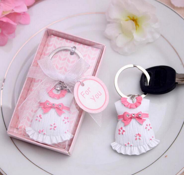 key chain baby baptism gift for baby shower decoration return gifts