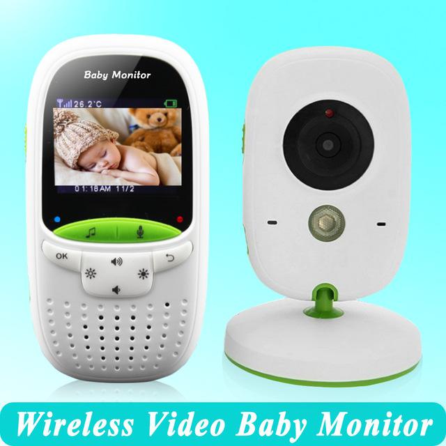 Высокое качество Беспроводной 2.0 дюймов Видео Цвет Монитор Младенца Камеры Безопасности ...