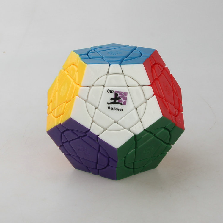 MF8 Crazy eight planets series Megaminx 12 Puzzle Speed Cube Magic Cubes stickerless(China (Mainland))