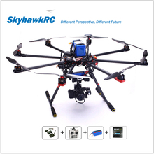 SkyhawkRC F900 Octocopter RC aerial photography drones with brushles gimbal FPV UAV remote control aircraft hobby VS DJI S1000