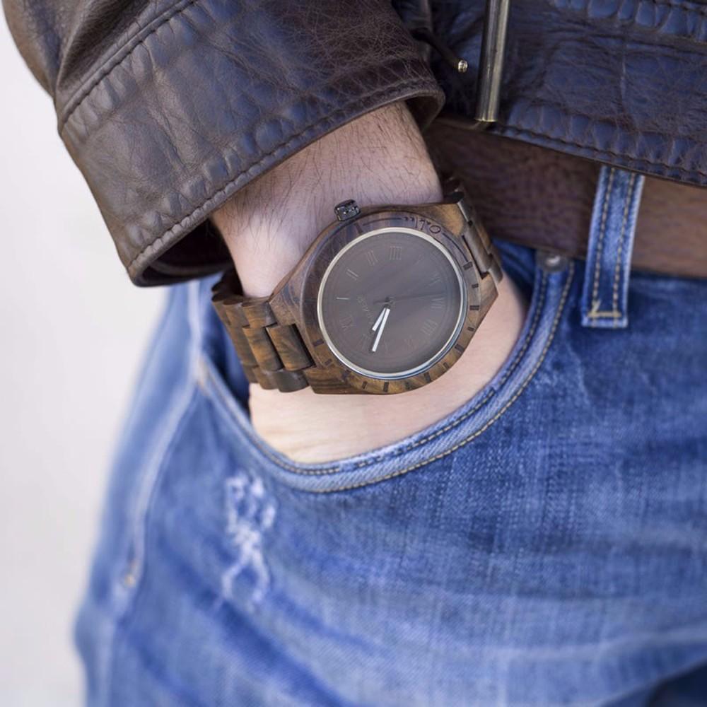 Марка Аналоговый Luxury Fashion Древесины Часы для Мужчин Новые Кварцевые часы Клен Орех Деревянный Наручные Часы для Девочек Часы Reloj Mujer
