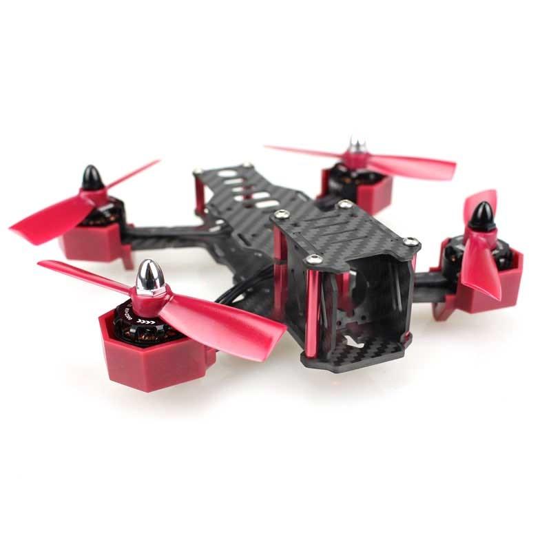 Emax Nighthawk Pro 200 FPV Premium Package 3mm Carbon Fiber Quadcopter Frame Kit(China (Mainland))