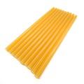 10pcs lot Yellow Hot Melt Glue Sticks DIY Tools Repair Adhesive Car Audio Craft Alloy Accessories