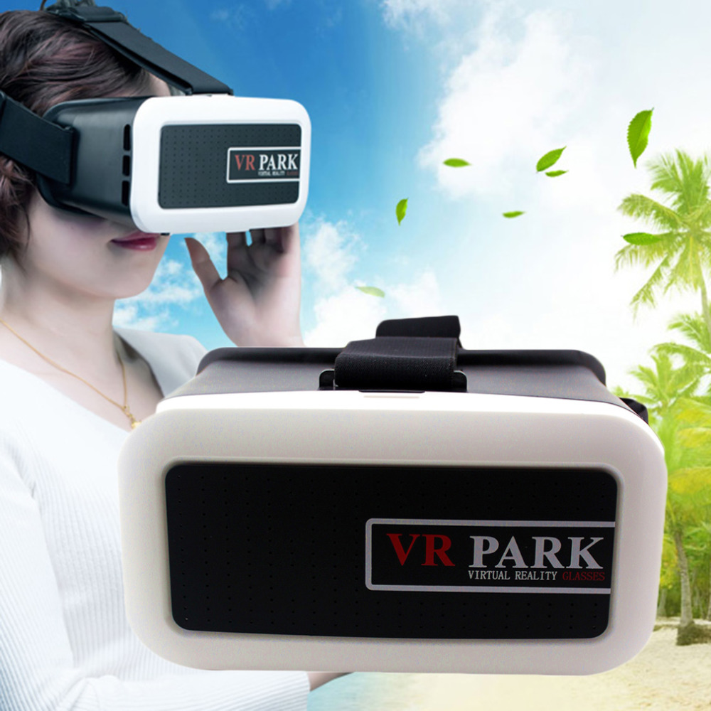 NEW Head Mount Virtual Reality VR 3D Glasses for 4.0-6.0 inch Smartphone