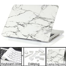 Buy Marble Texture Case Apple Macbook Pro Retina 11 12 13 15 laptop bag case Macbook Air 13.3 11.6 Keyboard Cover+film free for $10.71 in AliExpress store