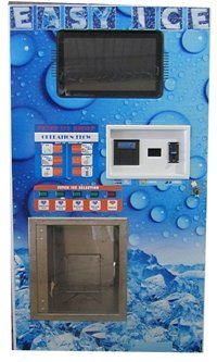 High Quality Better HVM-IB Ice &  Water Vending Machine