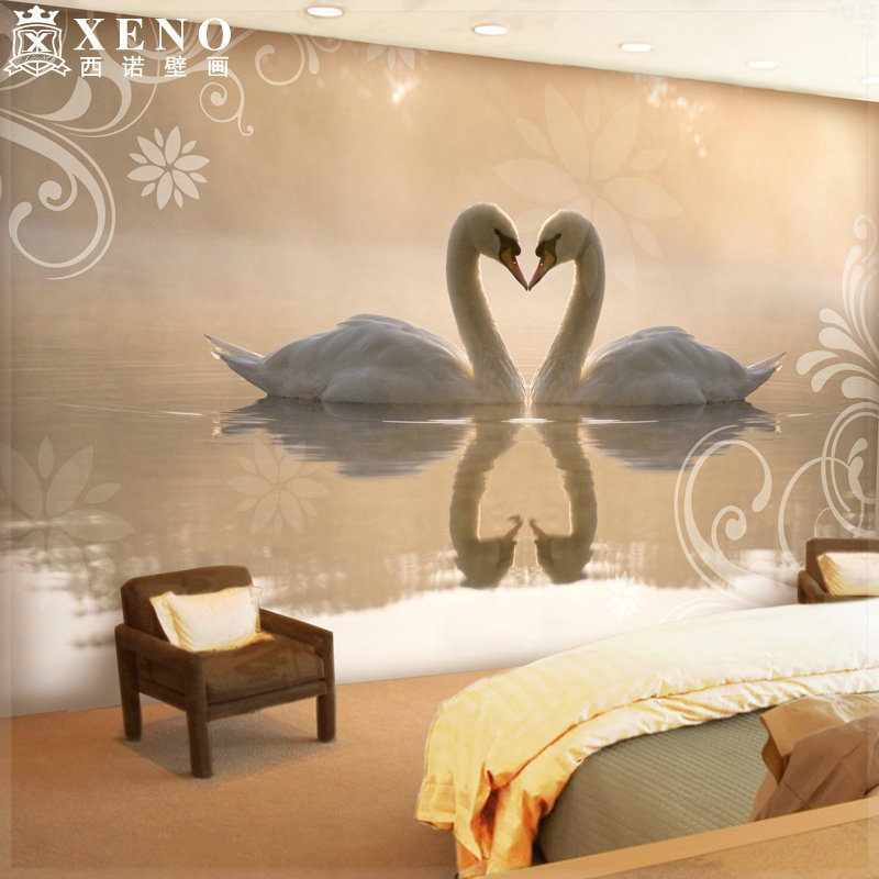The large mural wallpaper tv sofa background wall for Mural alternatywy 4