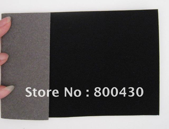 Pu Nubuck leather for width application
