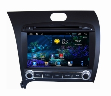 FOR KIA K3/FORTE/CERATO 2013  pure Android 4.4 car dvd Navigation, audio,gps Capacitive screen,car stereo,3g wifi