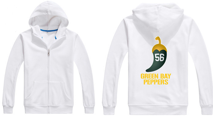Top quality 2017 Fashion green bay Julius peppers 56 hooedies Thin & Thick Casual Hooded hip hop Sweatshirts(China (Mainland))