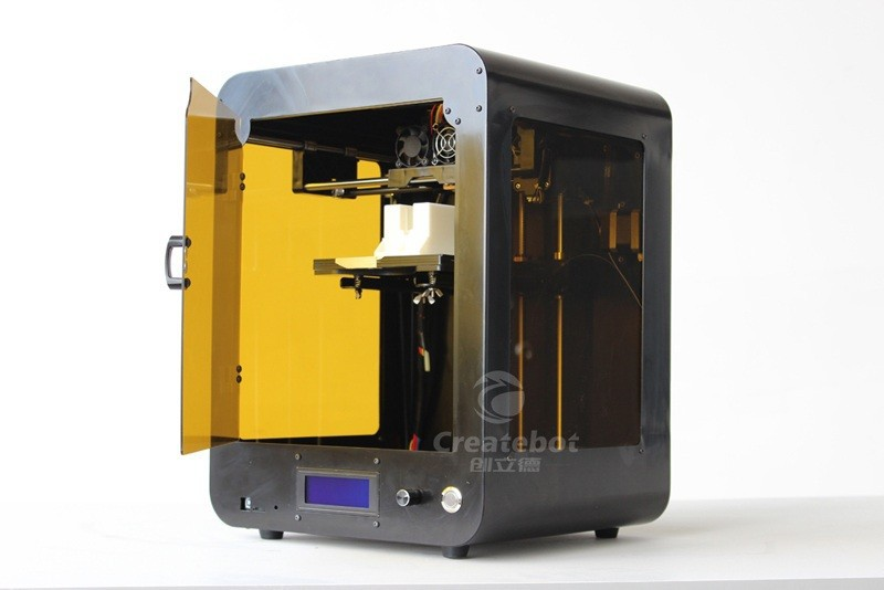 2014  new design Createbot brand FDM mini 3d printer single extruder impressora 3d hot sale metal printer 3d aliexpress