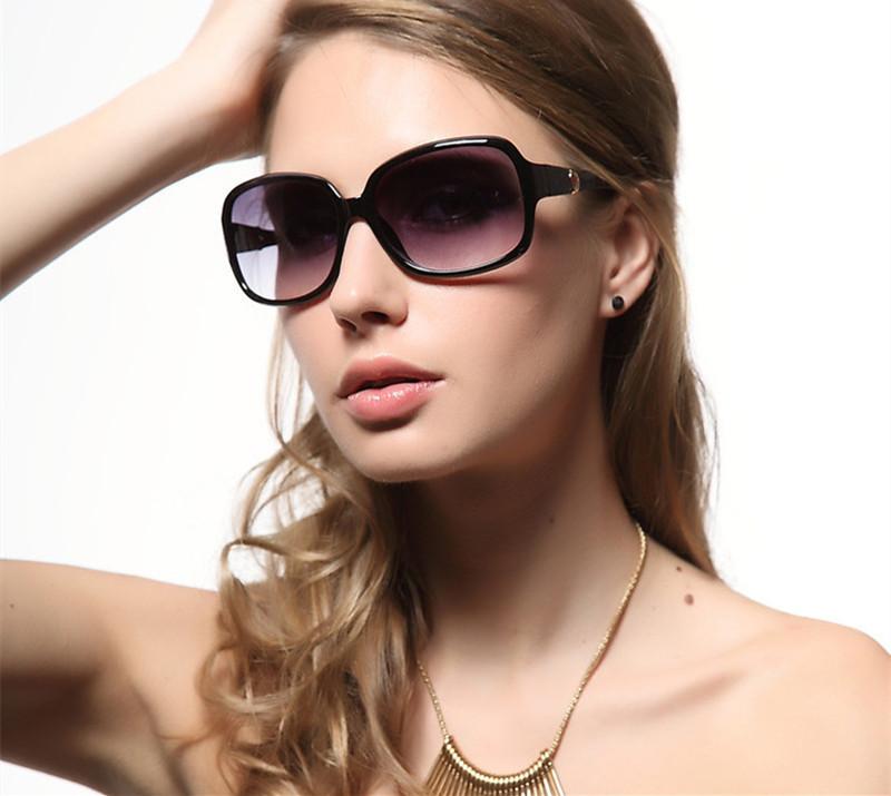 Women Metal Parts Sunglasses Driving 2015 Luxury Brand Designer Vintage Retro sun Eye Glasses Channel Points Eyewear Eyeglasses(China (Mainland))
