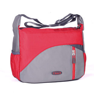 Fashion casual  Messenger nylon sports bags outdoor sports  leisure Messenger streets  girl and boy cute school bags