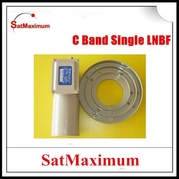 C band satellite dish LNB LNBF single output scalar ring and nut set(China (Mainland))
