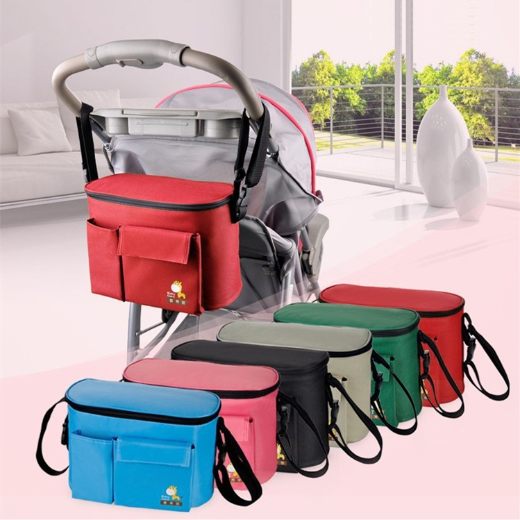 New design 6 colors baby diaper bags for mom Brand baby travel nappy handbags Bebe organizer stroller bag for maternity /205(China (Mainland))