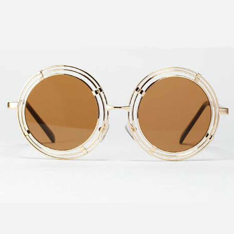 Big Wire Frame Glasses : Aliexpress.com : Buy Oversized Wire Frame Sunglasses ...