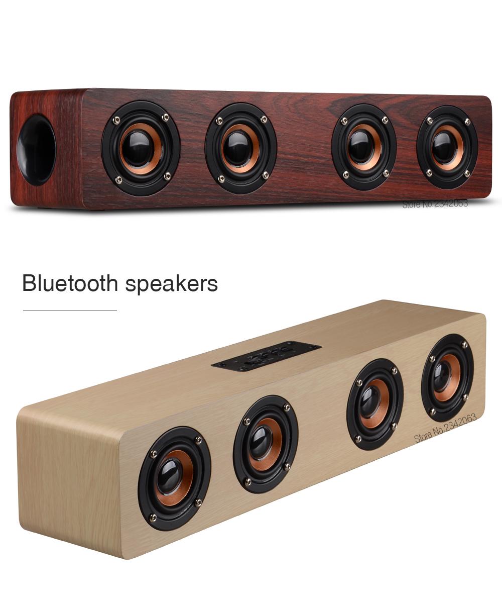 sada 2017 retro wood wireless bluetooth speaker portable speaker mp3 computer speakers box 3d. Black Bedroom Furniture Sets. Home Design Ideas