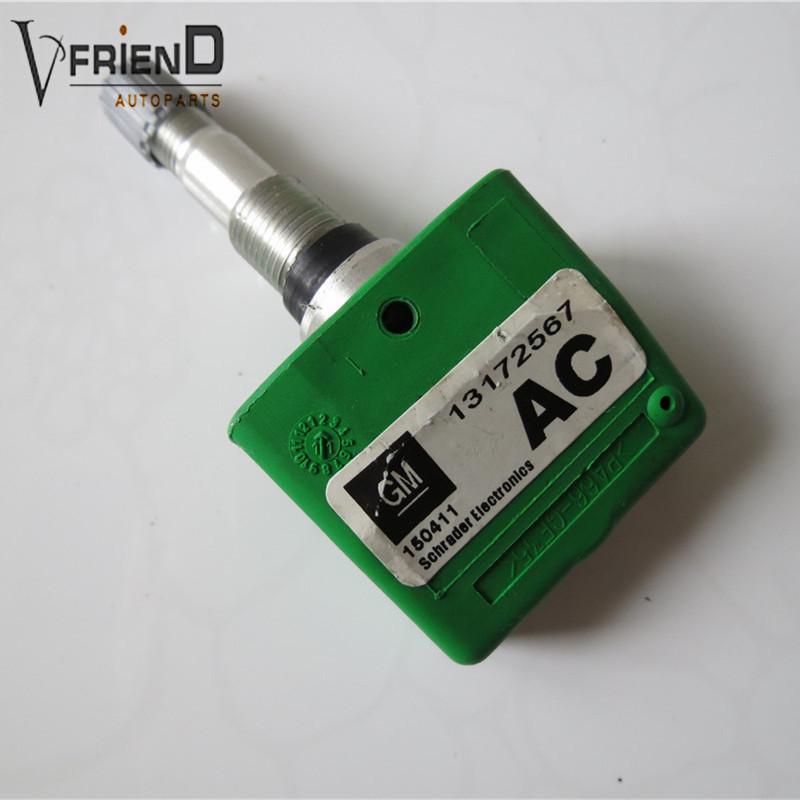 Гаджет  13172567 TPMS Sensor Tire Tyre Pressure Sensor Tire Pressure Monitor System 433MHZ 2004-2009 None Автомобили и Мотоциклы