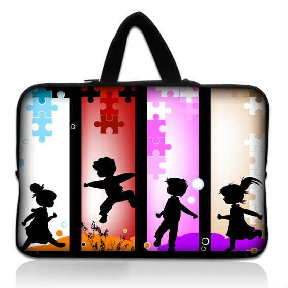 Children Note Book Cover : Children inch laptop soft bag sleeve case cover for