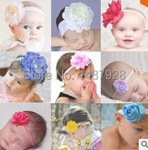 2015 горячая распродажа прекрасный ребенок девушки повязка на голову головные уборы ...
