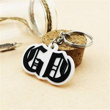 Youpop KPOP Fan BIGBANG G-Dragon GD one kind Plastic Fashion Personalized Key Chain Ring Keyring P0286 - YOUPOP store