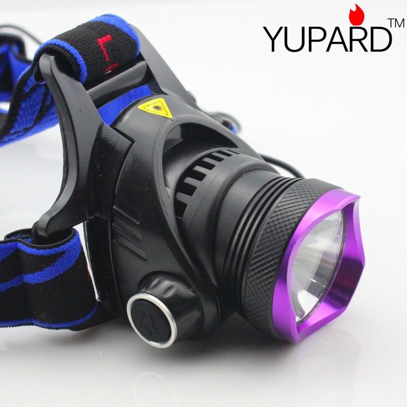 YUPARD CREE XM-L2 LED Headlamp Headlight Flashlight Head Lamp Light Hunting Camping fishing outdoor sport T6 18650 battery - NingBo Yupard Outdoor Co.,Ltd store