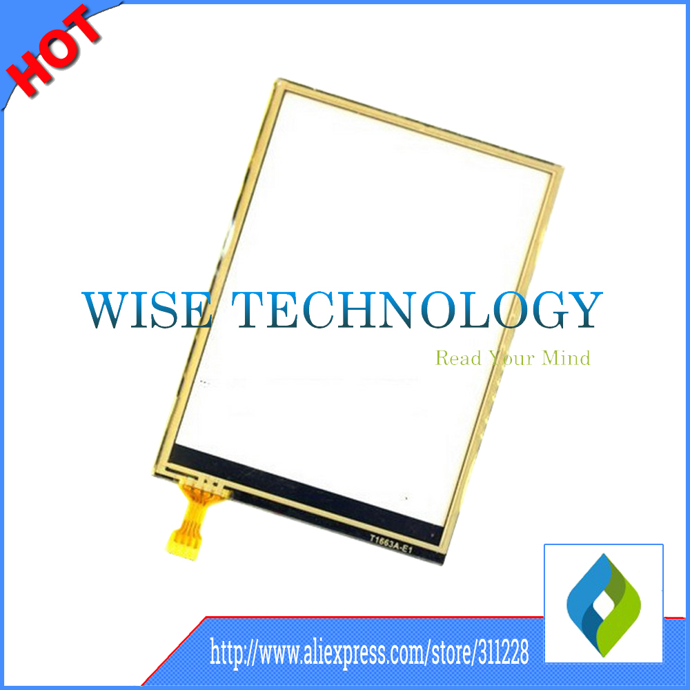 100pcs/lot for Intermec CS40 touch panel touch screen digitizer glass,data collector touch screen(China (Mainland))