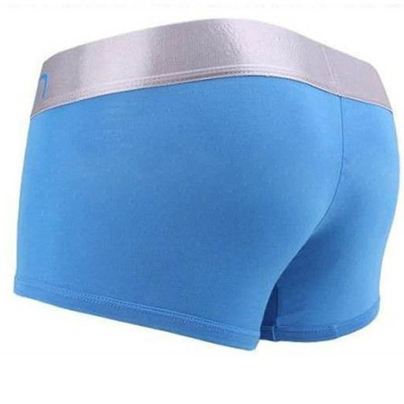 10 PCS Free shipping Men Underwear Hot Fashion Sexy Modal Men's Underwear men Boxers Underwear Boxer Shorts Mens High quality