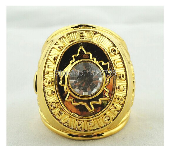 Free shipping 1967 Toronto Maple Leafs Stanley Cup Hockey World Champions Ring size 10 Weight 60g Replica with a box<br><br>Aliexpress