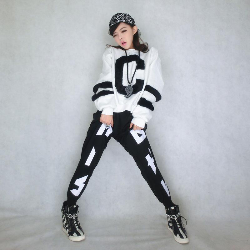 hohe qualit t gro handel tanz hip hop kleidung frauen aus. Black Bedroom Furniture Sets. Home Design Ideas
