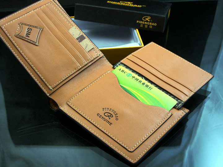 Wallet Purse Man Stylish Men s PU Leather Pocket Card Clutch Bifold New
